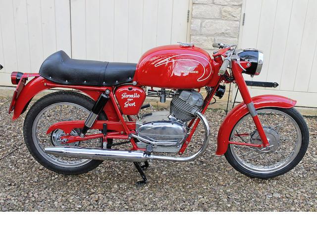 c.1967 Moto Guzzi Stornello Sport