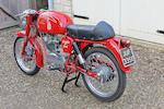 c.1967 Moto Guzzi 124cc Stornello Sport Frame no. T 26 FF Engine no. T 41 DF