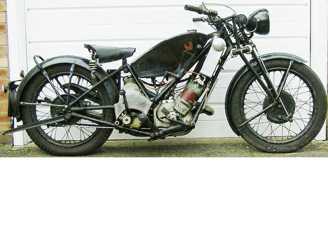 1934 Scott Flying Squirrell