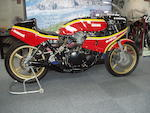 The ex-Barry Sheene,1979 Dunstall Suzuki GS1000 Formula 1 Racing Motorcycle Frame no. GS1000-521087 Engine no. GS1000-130636
