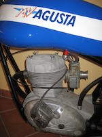 1955 MV Agusta 175cc 'Disco Volante Squalo' Frame no. 415703 Engine no. 409208S