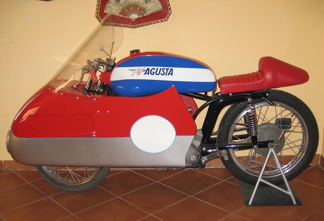 1955 MV Agusta 175 Discovolante Squalo