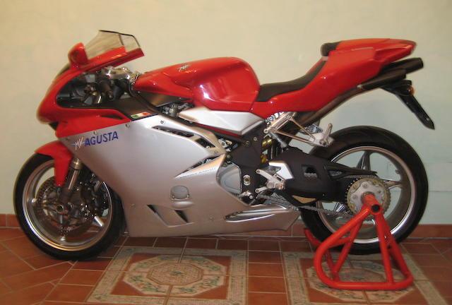 2002 MV Agusta F4 1000