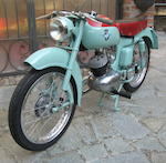 1957 MV Agusta 125cc Super Pullman Frame no. 904897 Engine no. 901925