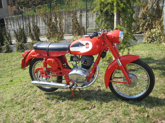 1959 Gilera 98 Sport