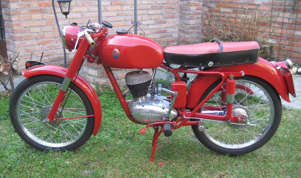 1955 Maserati 125 Sport Frame no. 03948 Engine no. 03948