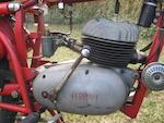 1953 Ferrari 150cc Super Sport Frame no. 1325SS Engine no. 1325SS