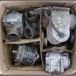 A quantity of assorted pre-War spares,