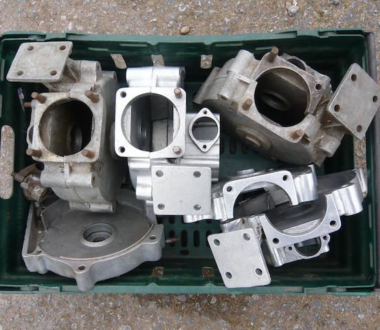 Velocette K-Type crankcases,
