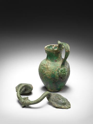 Two Greek bronzes 2