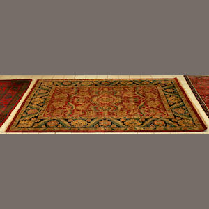 An Amritsar design carpet, North India 301 x 277cm