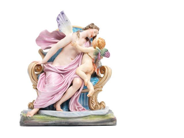 Doccia Venus and Psyche