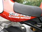 2001 Honda CB900RR Fireblade Racing Motorcycle Frame no. JH25C44A8YM00589 Engine no. SC44E2015880