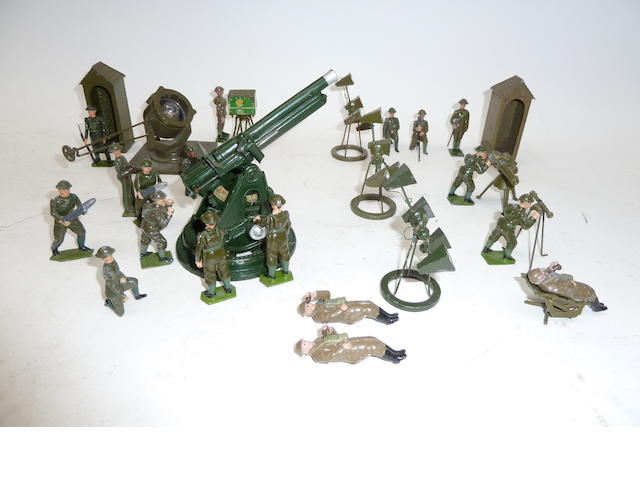 Britains AA Gun and Instruments 29