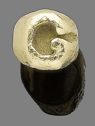 A signet ring, by Grima,