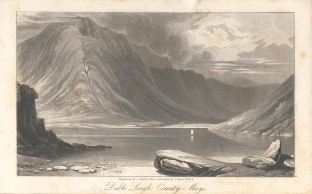 BILTON (WILLIAM)] The Angler in Ireland: or an Englishman's Ramble through Connaught and Munster, during the Summer of 1833, 2 vol., 1834