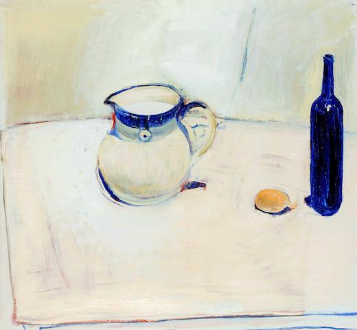 Brett Whiteley (1939-1992) Milk 1976