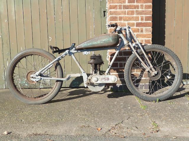 1927 Triumph 500cc Model ND Project Frame no. 2009883 Engine no. 301859