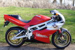 1997 Bimota 652cc BB1 Supermono Frame no. BB100195