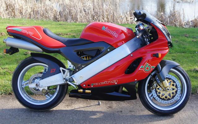 2000 Bimota 1,074cc SB6R Frame no. ZESSB600VR000441 Engine no. U712-101554