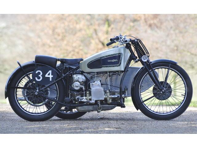 1931/32 Douglas 750cc 'Works' racing sidecar