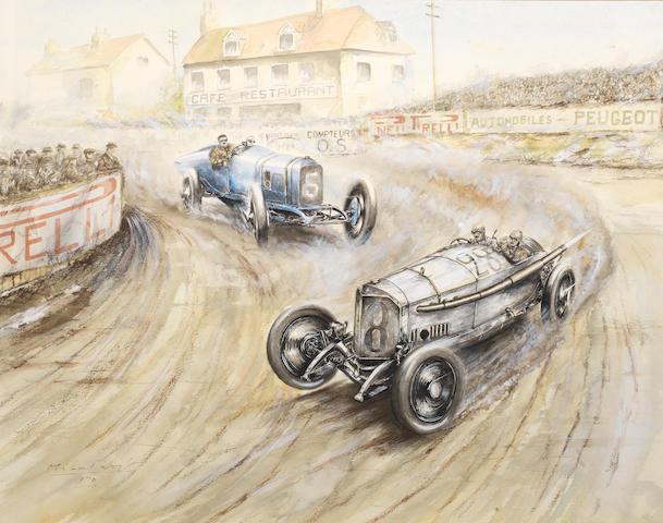Michael Wright (1935-), '1914 Grand Prix de l'ACF',