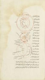 Three treatises on astronomy: (A.) Ridwan Efendi ibn 'Abdullah Abhari al-Jani al-Falaki al-Razzaz al-Misri al-Munajjim, Al-Taqwim al-Qawim fi Usul 'ilm al-Falak wa Tahrir al-Awqat, a treatise on astronomy and timekeeping Ottoman North Africa, probably Egypt, late 17th Century(3)