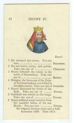 Wallis's New Game of Historical Pope Joan, circa 1830 (or slightly later in date),