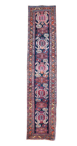 A Karabagh runner, South West Caucasus, 504cm x 110cm