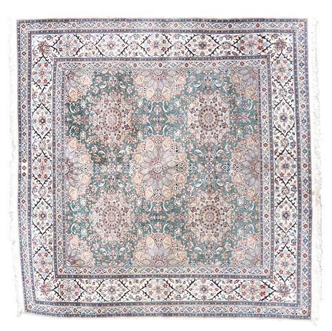 A Nain rug, Central Persia, 204cm x 200cm