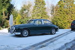 1961 Jaguar Mk2 3.8-Litre Saloon  Chassis no. 207032DN Engine no. 7B63276-8