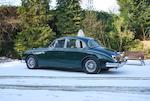1961 Jaguar Mk2