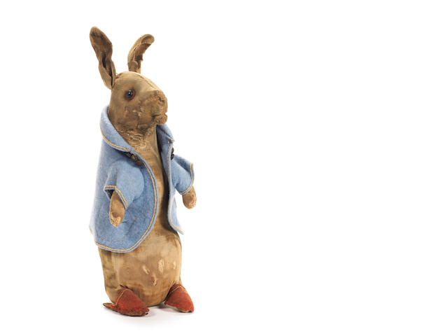 Rare Steiff Peter rabbit, circa 1906