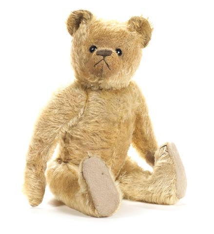 J.K Farnell Teddy bear, circa 1915