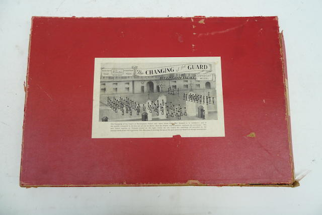 Britains set 9424, Changing of the Guards 84