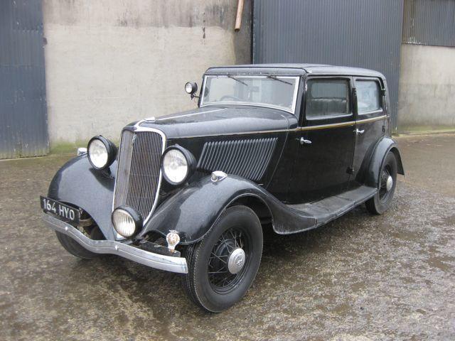 1934 Ford V8 Model 40,