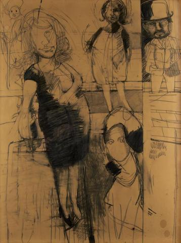 Anthony Green (British, born 1939) Untitled