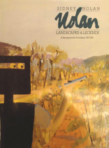 AUSTRALIAN ART NOLAN (SIDNEY) Nolan. Landscapes & Legends, 1987; and 19 others