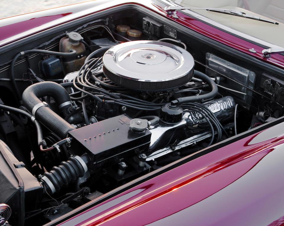 1969 AC 428 Coupé  Chassis no. CF46 Engine no. B22KR1074