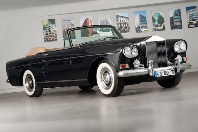 1965 Rolls-Royce SC3 DHC