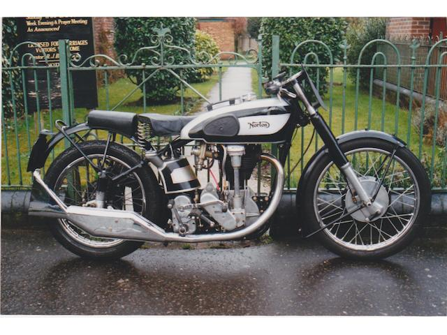 1949 Norton 490cc International