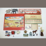 Farm and Civilian Sets, Animals and Accessories 160 approx