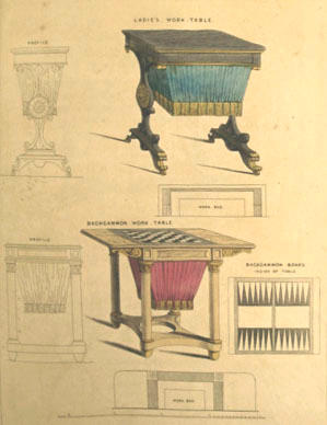 SMITH (GEORGE) Cabinet-Maker and Upholsterer's Guide, 1826