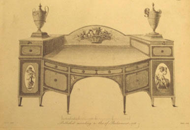 FURNITURE The Cabinet-Makers' London Book of Prices, and Designs of Cabinet Work