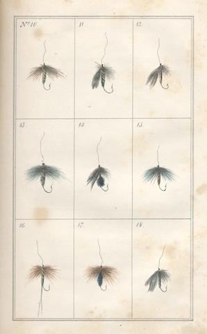 SOLTAU (G.W.) Trout Flies of Devon and Cornwall, and When and How to Use Them, first edition, 1647