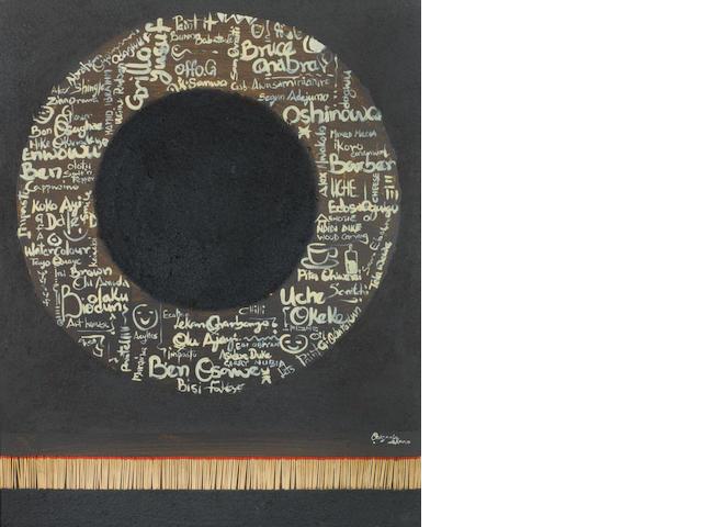 Lekan Onabanjo (Nigerian, circa 1960) Circle of Masters
