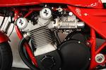1995 Ferrari 900cc Motorcycle by 'David Kay Engineering'  Frame no. SF-O1M Engine no. SF-O1M