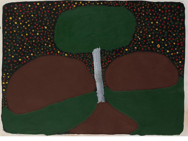 Long Tom Tjapanangka (born circa 1929) Untitled