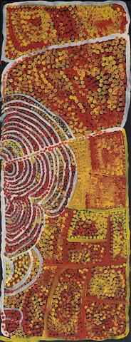 Carol Maayatja Golding (born circa 1930) Muruntjarra and Walu