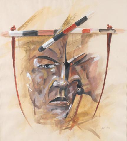 Victor Butler (Ghanaian) 'Conspiracy'